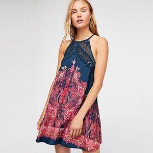 Traded New Free People Shea Crochet Slip Dress